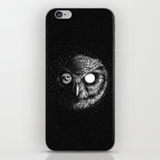Moon Blinked iPhone & iPod Skin