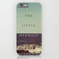 iPhone & iPod Case featuring The Little Mermaid by LiveLetLive Photography