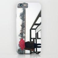 Copenhagen - Red Umbrell… iPhone 6 Slim Case