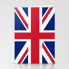 Flag of UK Stationery Cards