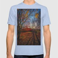 T-shirt featuring Autumn Shadows by Adrian Evans