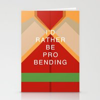 Bolin Would Rather Be Pr… Stationery Cards