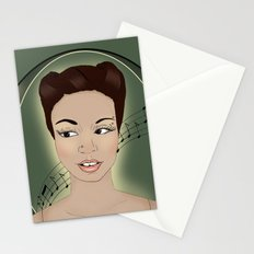 Miss Melody Stationery Cards