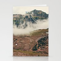 Mountain Hike Stationery Cards