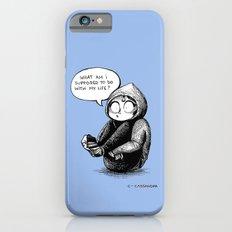 quarter life crisis iPhone 6 Slim Case