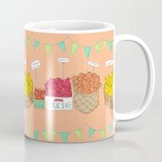 Farmer's Market Pattern Mug