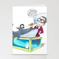 I'm an Artist. Stationery Cards