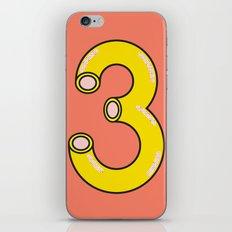 Macaroni 3 iPhone & iPod Skin