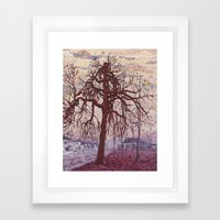 Lee, south of Queen Framed Art Print