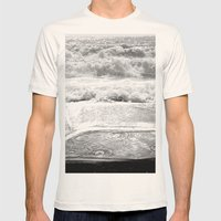 mare magnifico #1 Mens Fitted Tee Natural SMALL