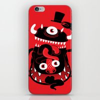 Mister Monster iPhone & iPod Skin