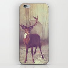 Fairy tale : deer iPhone & iPod Skin