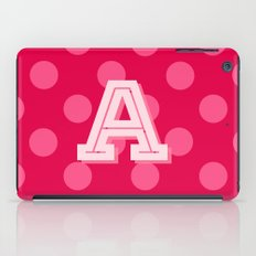 A is for Awesome iPad Case
