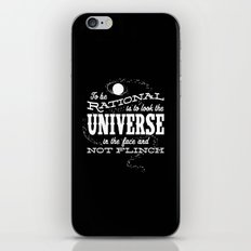 Rationality iPhone & iPod Skin