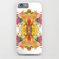 iPhone & iPod Case featuring Free Psych and Mirrors - Antonio Feliz by Marina Molares