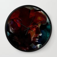 The Knight in the Shining Armour...  Wall Clock