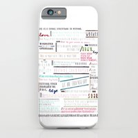 Thoughts of the Day iPhone 6 Slim Case