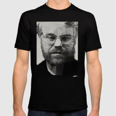 R.I.P Philip Seymour Hoffman Black Mens Fitted Tee SMALL