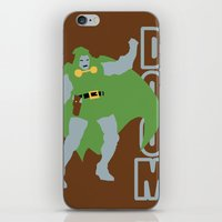 Dr. Doom iPhone & iPod Skin