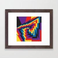 Kill That Noise Framed Art Print