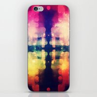 Bokeh Prism  iPhone & iPod Skin