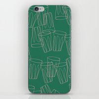 Tumbling Tumblers iPhone & iPod Skin