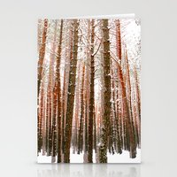 Towering Stationery Cards