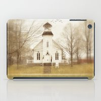 Country Church iPad Case