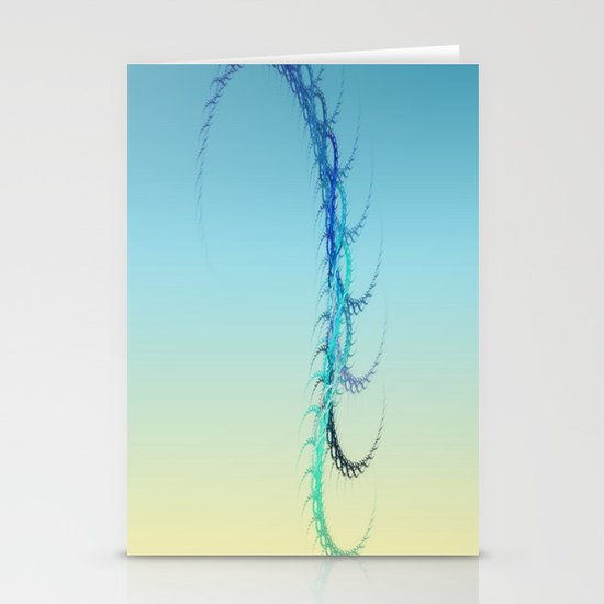 Out of the Blue Stationery Card
