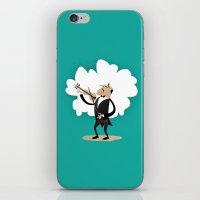 Vincent Vio Lyn iPhone & iPod Skin
