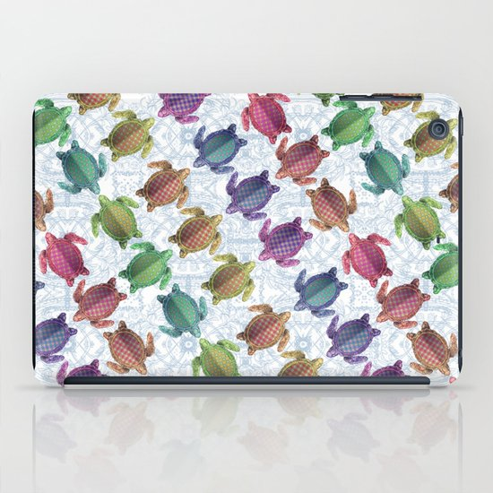 Turtle Frame iPad Case
