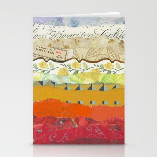 San Francisco Stationery Card