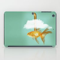 Periscope Goldfish iPad Case