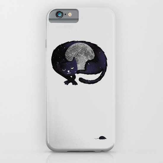 Feline Nocturnus iPhone & iPod Case