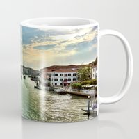 Sunrise on the Grand Canal, Venice Mug