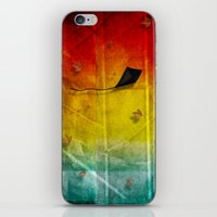 Black Bird No. 3 iPhone & iPod Skin