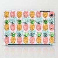 Pineapple Candy iPad Case
