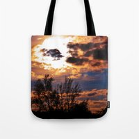 Evening Sky Tote Bag