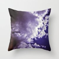Lomographic Sky 4 Throw Pillow