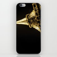 La Tour iPhone & iPod Skin