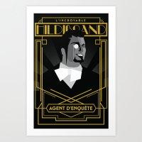 Hildibrand | FFXIV Art Print