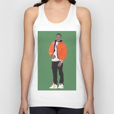 GUSTAVO FRING MODERN OUTFIT -  BREAKING BAD Unisex Tank Top