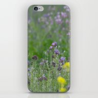 iPhone & iPod Skin featuring Autumn Fields  by Herzensdinge