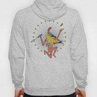 Instinct & Intuition. Hoody