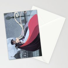 Moonlight Romance Stationery Cards