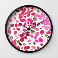wildrose 3 Wall Clock