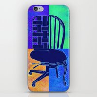 Take a Seat iPhone & iPod Skin