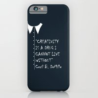 iPhone & iPod Case featuring QUOTE-4 by youfor