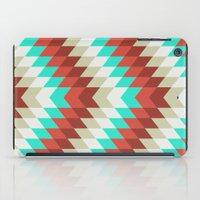 Snakeskin Chevron iPad Case
