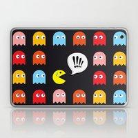 Pac-Man Trapped Laptop & iPad Skin